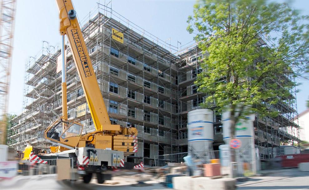 BID Verwaltungsgebäude - ARCHI VIVA Architekten