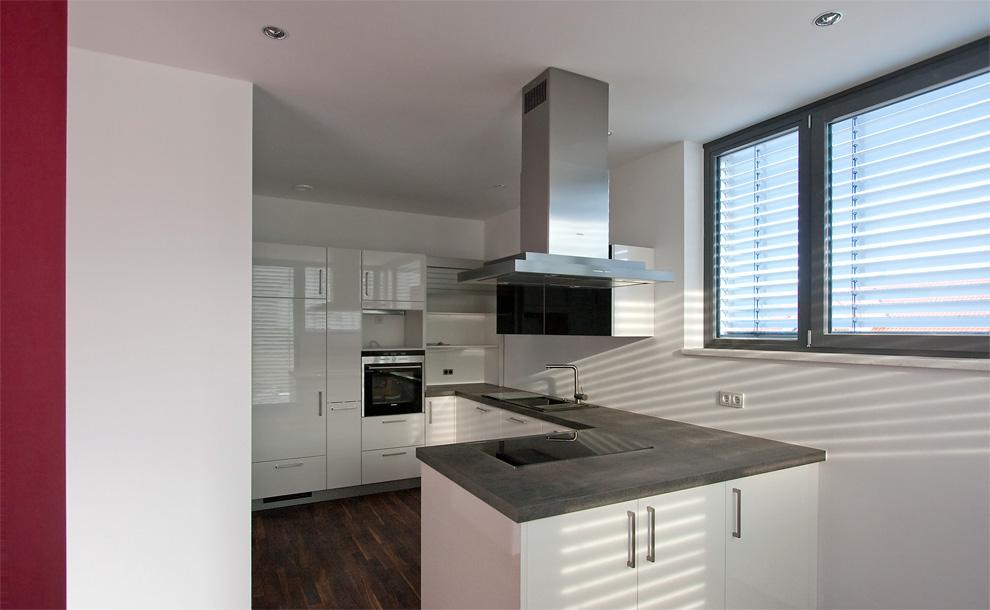 haus g eingang innen archi viva architekten. Black Bedroom Furniture Sets. Home Design Ideas