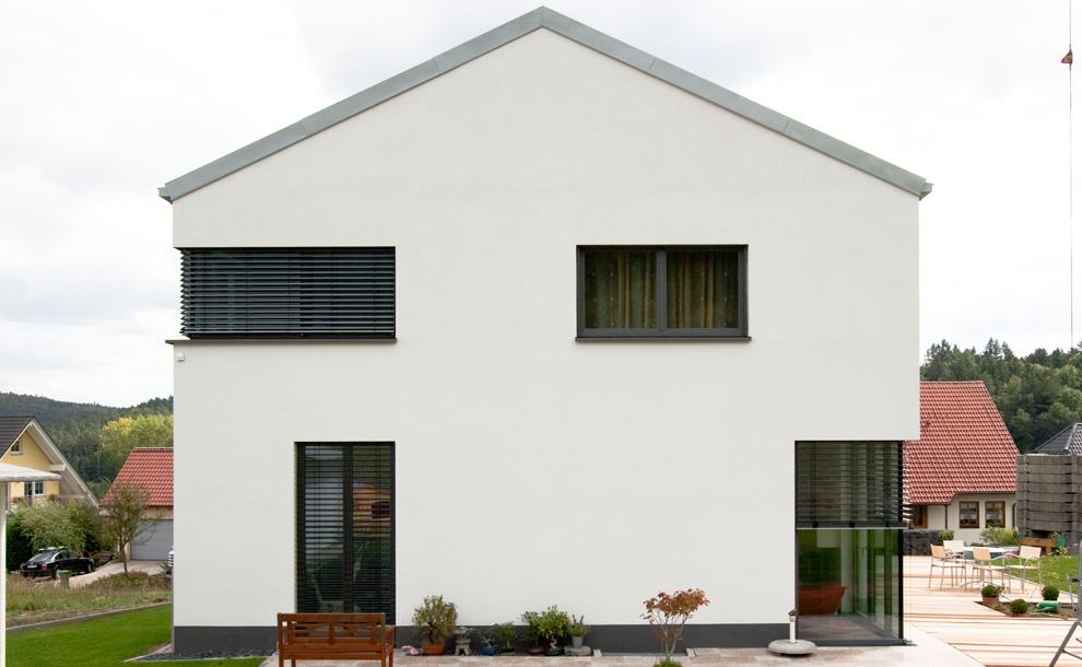 Haus G Eingang innen - ARCHI VIVA Architekten